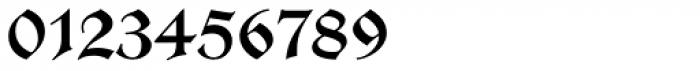 Gotico Black Font OTHER CHARS