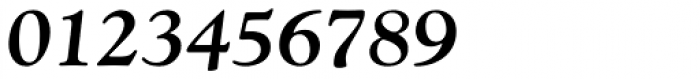 Goudy Bold Italic Font OTHER CHARS