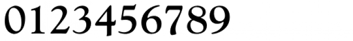 Goudy Bold Font OTHER CHARS