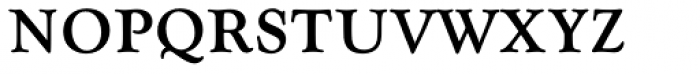 Goudy Catalogue DC D Regular Font LOWERCASE