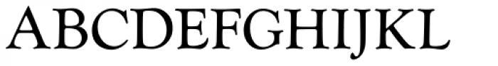 Goudy Catalogue SC Font UPPERCASE