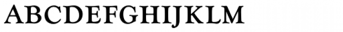 Goudy Catalogue SC Font LOWERCASE