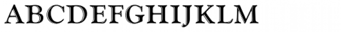 Goudy Handtooled SC D Font LOWERCASE