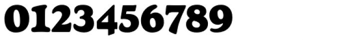 Goudy Heavyface Font OTHER CHARS