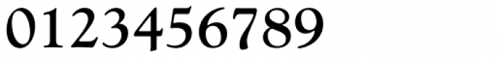 Goudy Old Style DT Bold Font OTHER CHARS