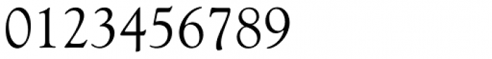 Goudy Old Style DT Regular Font OTHER CHARS