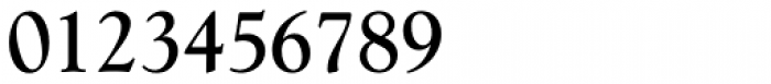 Goudy Series Light Font OTHER CHARS