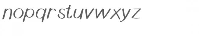 good gravy font Font LOWERCASE