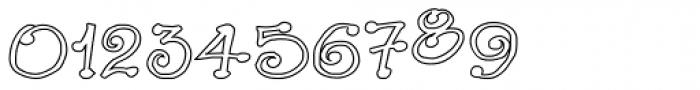 GP_Leonardo Outline Font OTHER CHARS