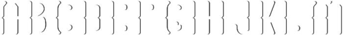 GRAM 02 otf (400) Font LOWERCASE