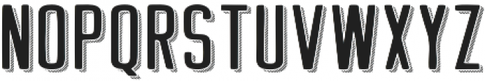 GREETHING SHADOW LINE otf (100) Font LOWERCASE