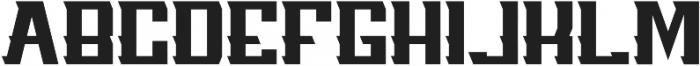 GRVSTitanDecora Decorative otf (400) Font LOWERCASE