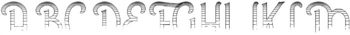 Gradient Line otf (400) Font UPPERCASE