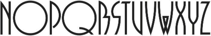 Grafika Regular otf (400) Font UPPERCASE