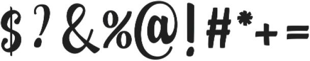 Grafiteg ttf (400) Font OTHER CHARS