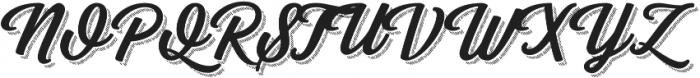 Grand Aventure Shadow otf (400) Font UPPERCASE