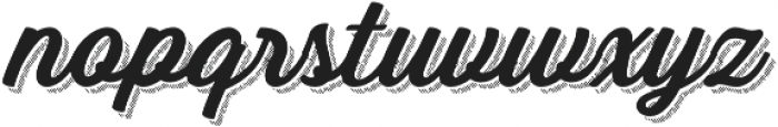 Grand Aventure Shadow otf (400) Font LOWERCASE