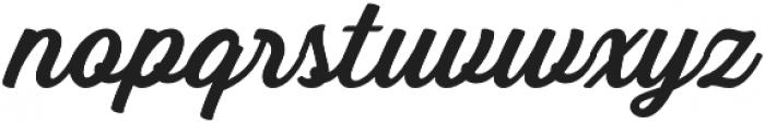 Grand Aventure otf (400) Font LOWERCASE