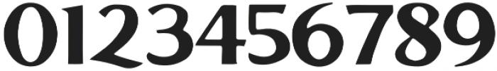 Grandesa-Handrawn Regular otf (400) Font OTHER CHARS