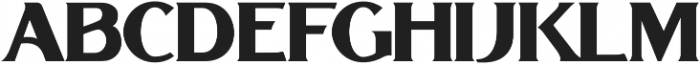 Grandesa otf (400) Font LOWERCASE