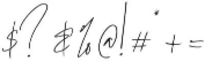 Grandiose Regular otf (400) Font OTHER CHARS