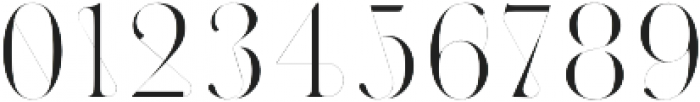 Grange Regular otf (400) Font OTHER CHARS