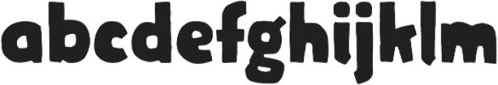 Graphen Extrabold otf (700) Font LOWERCASE