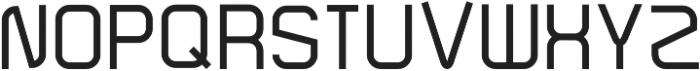 Graphicgo-Regular Regular otf (400) Font UPPERCASE