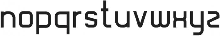 Graphicgo-Regular Regular otf (400) Font LOWERCASE