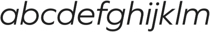 Graphie Book Italic otf (400) Font LOWERCASE
