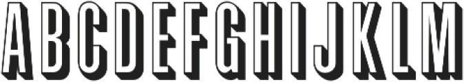 Graphique Pro Regular otf (400) Font LOWERCASE