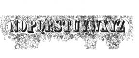 GravePlusComplete ttf (400) Font UPPERCASE