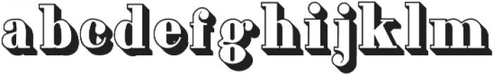 GravePlusComplete ttf (400) Font LOWERCASE