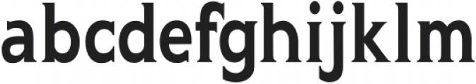 Gravis Light Condensed otf (300) Font LOWERCASE