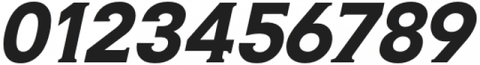 Gravis Medium Italic otf (500) Font OTHER CHARS
