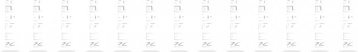 Gray ttf (400) Font UPPERCASE