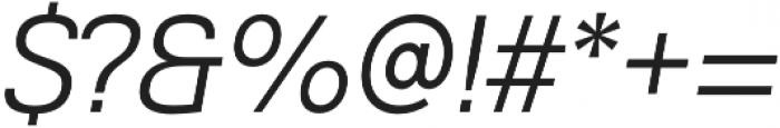Grayfel otf (400) Font OTHER CHARS