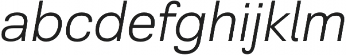 Grayfel otf (400) Font LOWERCASE