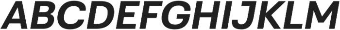 Grayfel otf (700) Font UPPERCASE