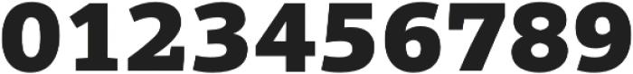 Grazie-Black otf (900) Font OTHER CHARS