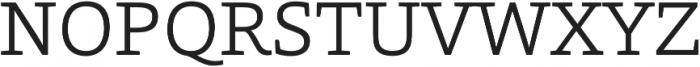 Grazie-Light otf (300) Font UPPERCASE