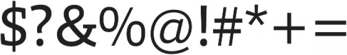 Grazie-Regular otf (400) Font OTHER CHARS