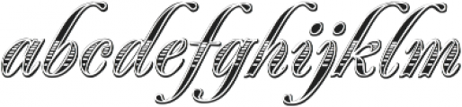 Great Circus Clean ttf (400) Font LOWERCASE