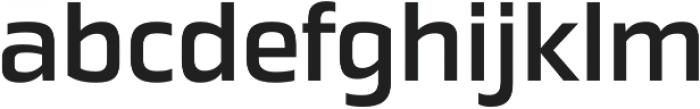 Great Escape Regular otf (400) Font LOWERCASE