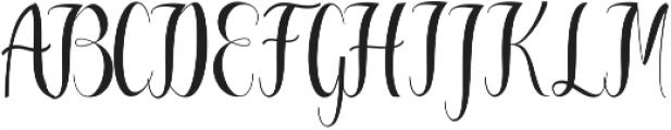 Greatfull ttf (400) Font UPPERCASE