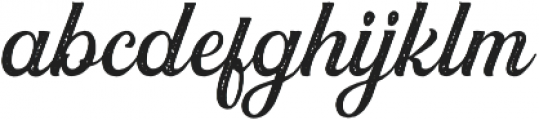 Greatly Stamp otf (400) Font LOWERCASE