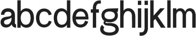 Greback Grotesque Fat ttf (800) Font LOWERCASE