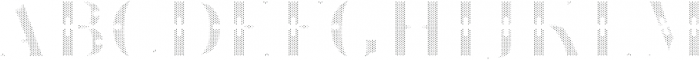 Green Fairy Dots otf (400) Font UPPERCASE