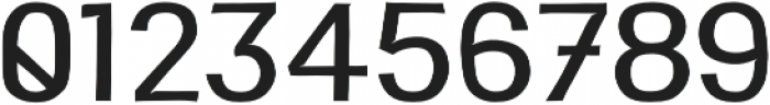Greenstyle Medium otf (500) Font OTHER CHARS
