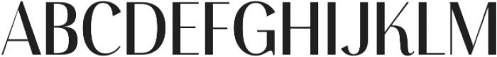 Grenale otf (500) Font UPPERCASE